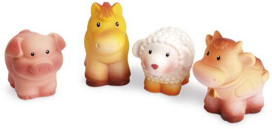 Купить Набор игрушек Огонек Домашние животные С-1056 6 см С-1157, Игрушки