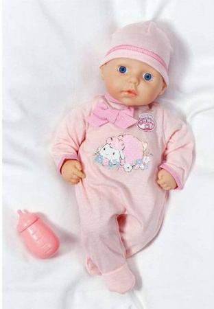 Кукла ZAPF Creation my first Baby Annabell с бутылочкой 36 см 700-532 my first eng adventure starter tb