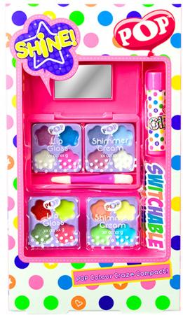 Игровой набор детской декоративной косметики Markwins Switchable markwins набор детской косметики в книжке принцессы диснея