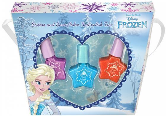 Игровой набор детской декоративной косметики Markwins Frozen Эльза 9606451 3 предмета disney frozen игровой набор магазин сладостей эренделла