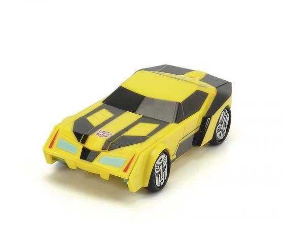 Автомобиль Dickie Трансформер Bumblebee желтый 3113000