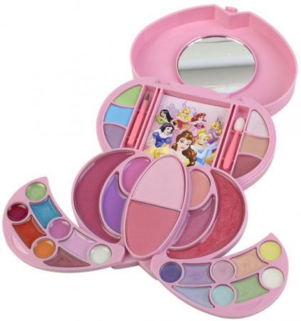 Игровой набор детской декоративной косметики markwins принцессы диснея 9716451