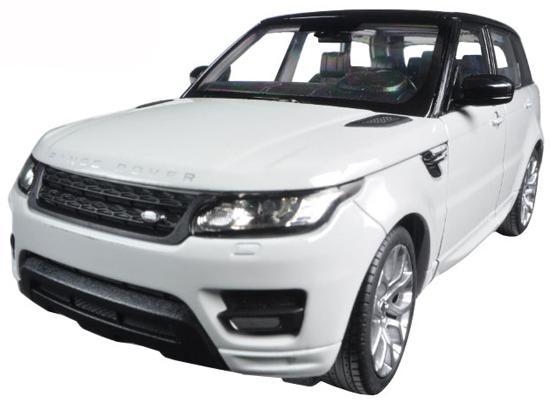 Автомобиль Welly Land Rover Range Rover Sport 1:24 24059 автомобиль welly land rover defender 1 34 39