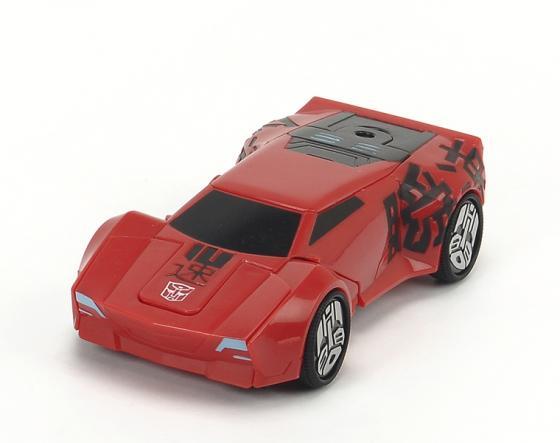 Автомобиль Dickie Трансформер Sideswipe красный 3113001