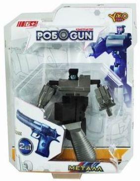 Трансформер Shantou Gepai Робот-наган M6683-2 цена