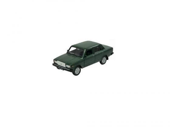 Автомобиль Welly Lada 2107 1:34-39 43644W автомобиль welly nissan gtr 1 34 39 белый 43632