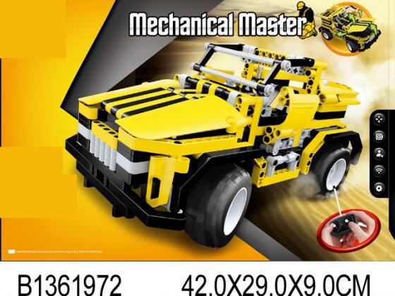 Машина-конструктор best toys Машина-конструктор желтый барабанная установка best toys jb201854