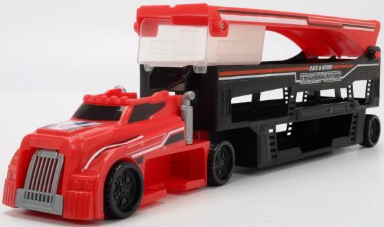 Машина пластиковая DICKIE 3747003 Автовоз 4 уровня