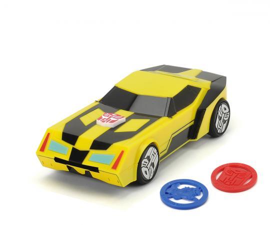 Автомобиль Dickie Боевая Bumblebee желтый 3114003