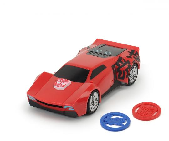 Автомобиль Dickie Боевая Sideswipe красный 3114004
