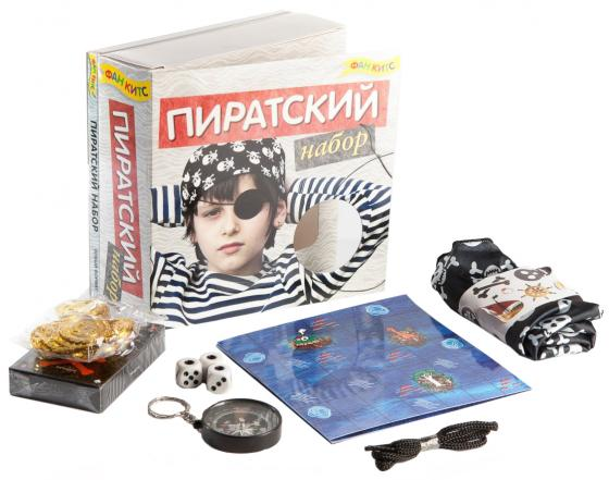 Игровой набор НОВЫЙ ФОРМАТ Пиратский набор 80066 игровой набор shimmer