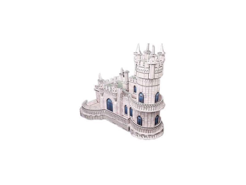 3D-пазл Ласточкино гнездо (Россия) MC129h