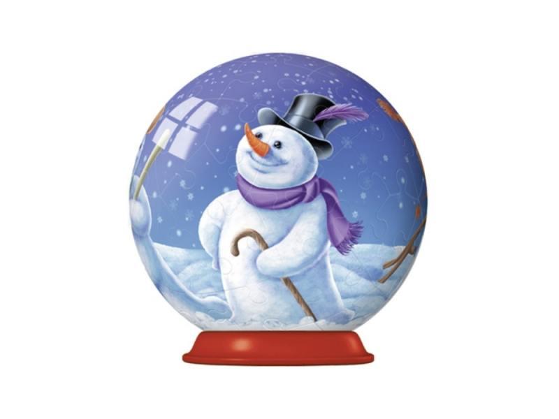 "Пазл 3D 54 элемента Ravensburger 3D Пазл ""Рождественские истории"""