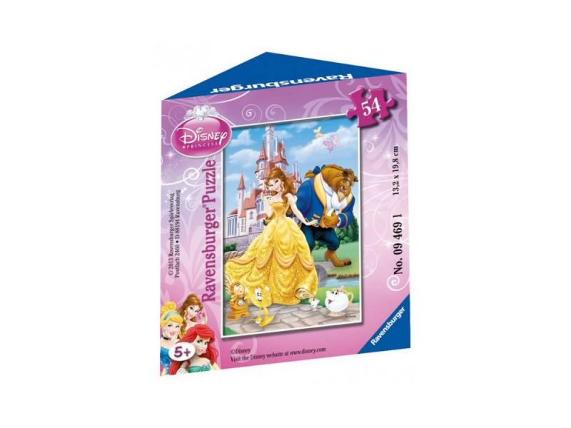 Купить Пазл Ravensburger Принцесса Красавица и чудовище 54 элемента, Конструкторы, мозаики, пазлы