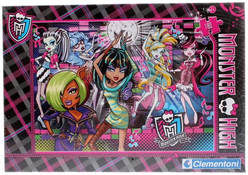 Monster High. Пазл cпециальная коллекция (7310) наклейка monster high