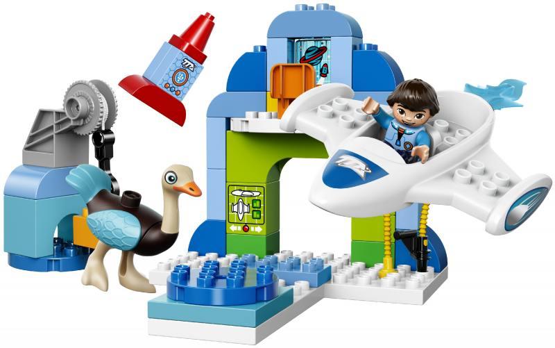 Конструктор Lego Duplo Стеллосфера Майлза 10826