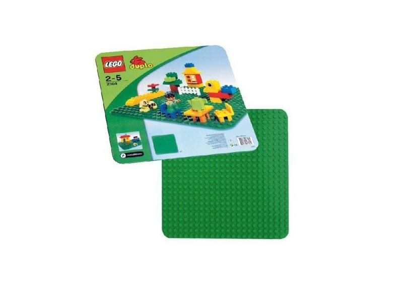 Конструктор LEGO Duplo Строительная пластина 38х38 2304 bison denim brand genuine leather wallet men clutch bag leather wallet card holder coin purse zipper male long wallets n8195