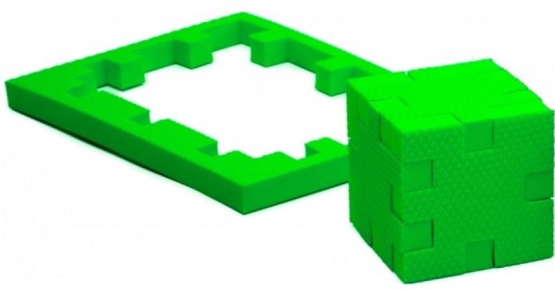 Купить Пазл 3D Pic'n Mix Изумруд 111009, Пик'нМикс, Конструкторы, мозаики, пазлы
