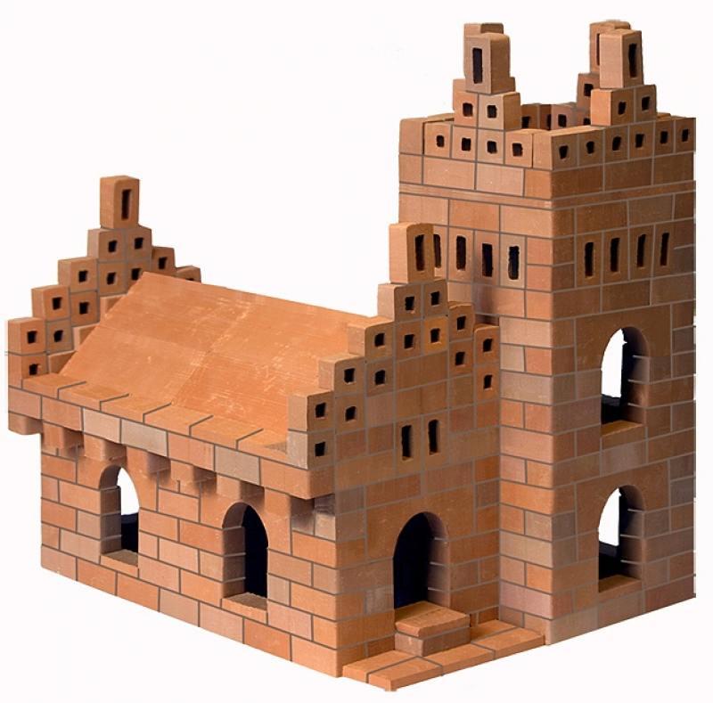 Конструктор Brickmaster Собор 5 в 1 489 элементов 104 стоимость