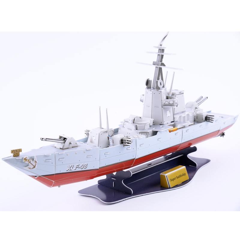 Пазл 3D 1 Toy Корабль, 120 элементов