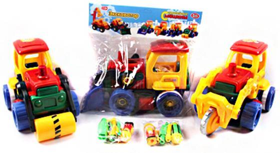 Купить Конструктор Play Smart Строительные машины, Конструкторы, мозаики, пазлы