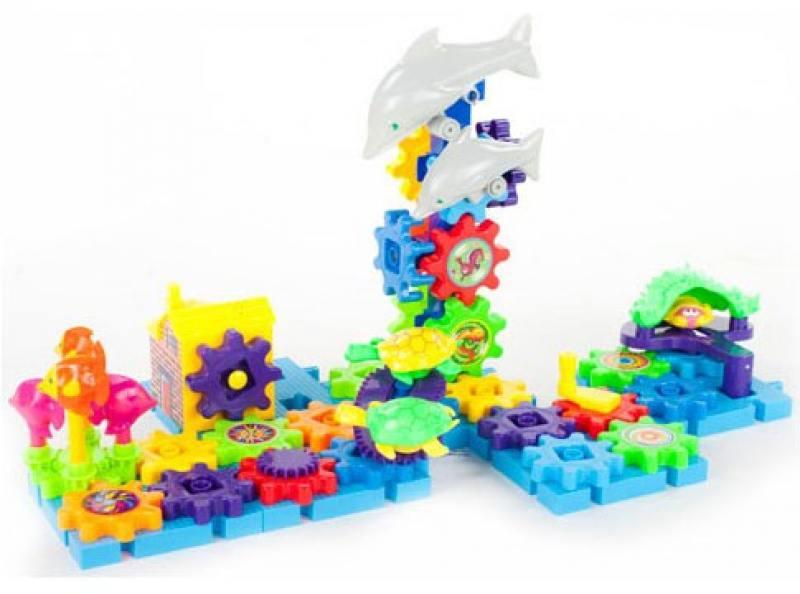 Конструктор 1 Toy Веселая планета эта веселая планета