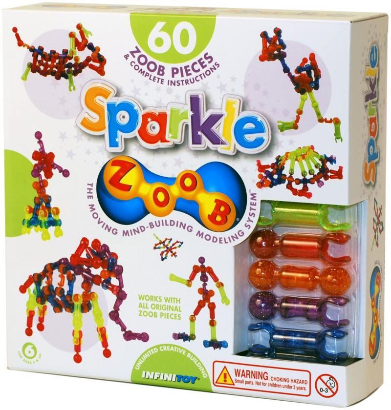 Конструктор ZOOB Sparkle 60 11060