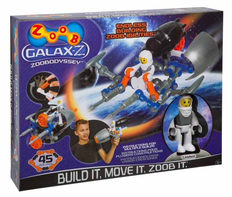 Конструктор ZOOB Galax-z Odyssey 160220-3
