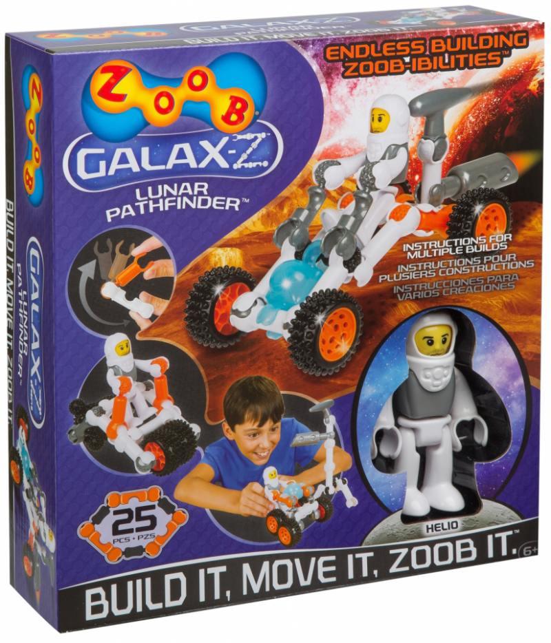 Конструктор ZOOB Galax-z Lunar Pathfinder 160210-3