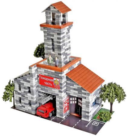Конструктор Архитектурное моделирование Пожарная часть Л-21 700 элементов