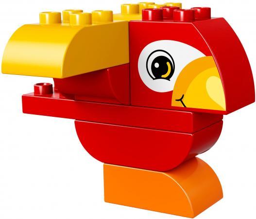 Конструктор LEGO Duplo Моя первая птичка 10852 7 элементов автокресло recaro young sport hero 9 36 кг graphite