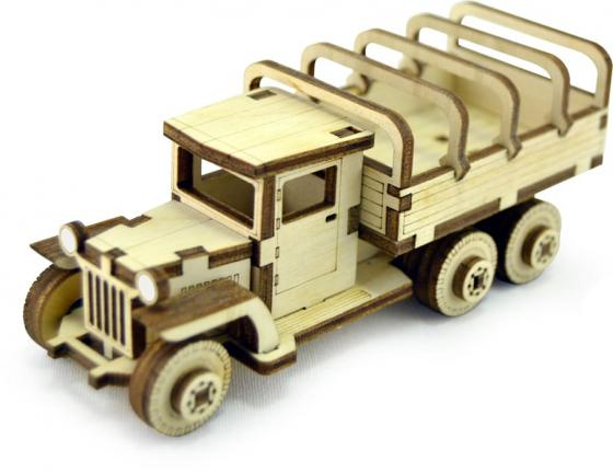 Конструктор LEMMO Советский Грузовик ЗИС-5ВП 54 элемента ЗИС-4 конструктор металлический грузовик и трактор 345 элементов