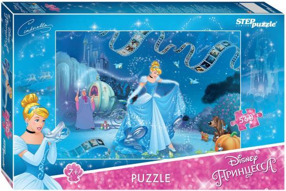 Пазл 560 элементов Step Puzzle Золушка - 2 97051 пазл step puzzle пагода у водопада 560 элементов 78094