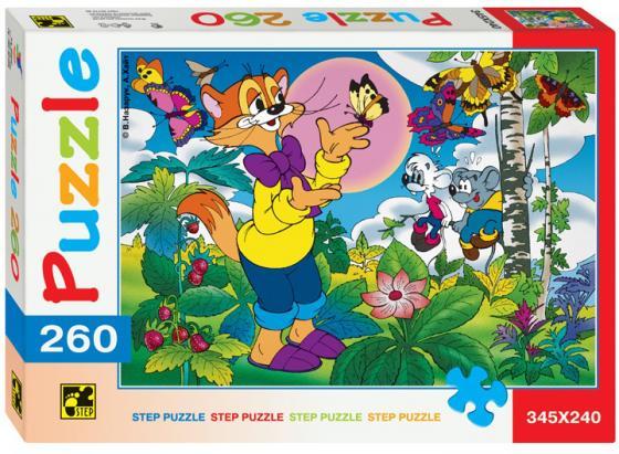 Пазл 260 элементов Step Puzzle Кот Леопольд 74019 пазл step puzzle томас и его друзья 160 элементов 94058