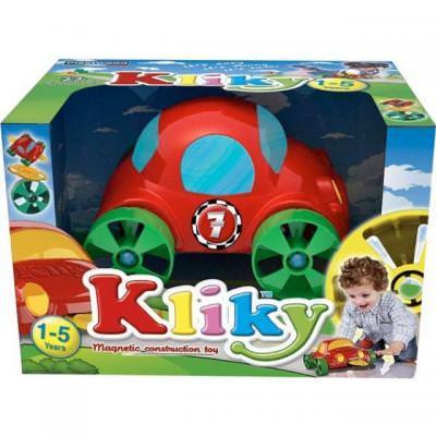 Купить Мгнитный конструктор Kliky Cubic Go , Plastwood, Конструкторы, мозаики, пазлы