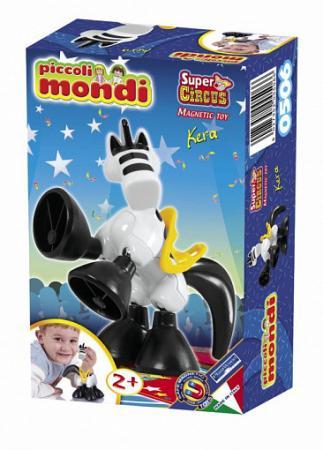Магнитный конструктор Piccoli Mondi Super Circus toytoys магнитный конструктор toto 011