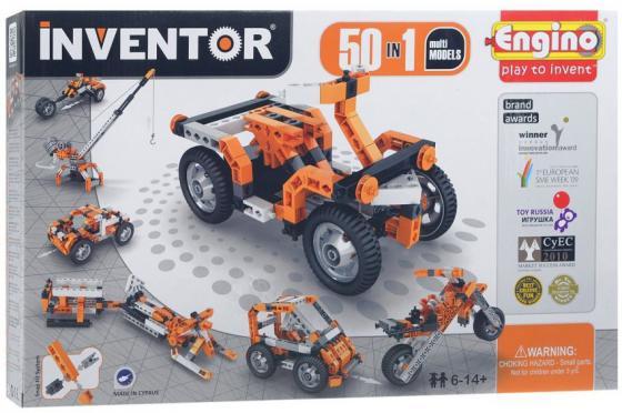 Конструктор Engino Inventor 158 элементов 5030 с мотором цены