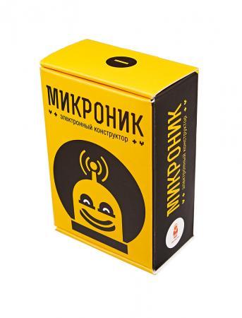 Конструктор Амперка Микроник AMP-S016 конструктор амперка amp s026 робоняша