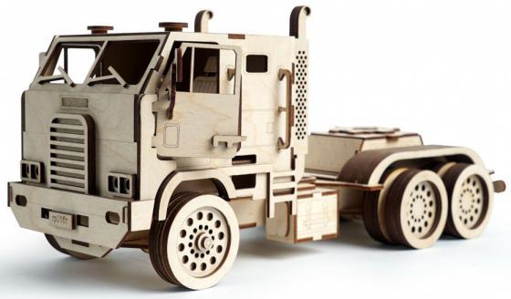 Конструктор LEMMO Грузовик Автовоз 326 элементов ГР-4 конструктор lemmo советский грузовик зис 5в 49 элементов