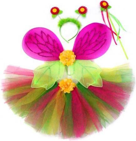 Карнавальный костюм Новогодняя сказка Страна эльфов 972572 книги издательство аст новогодняя сказка выше некуда