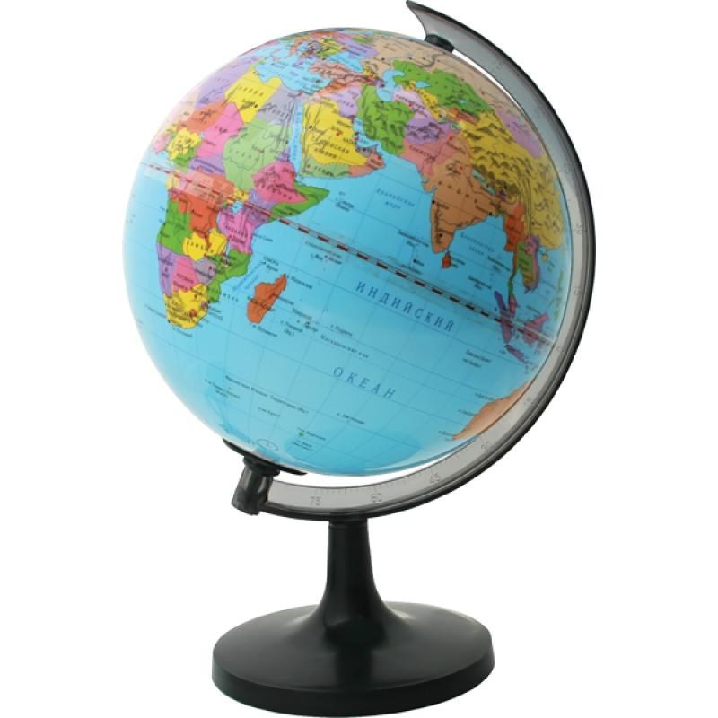 Глобус политический, 20см, новая карта от OLDI