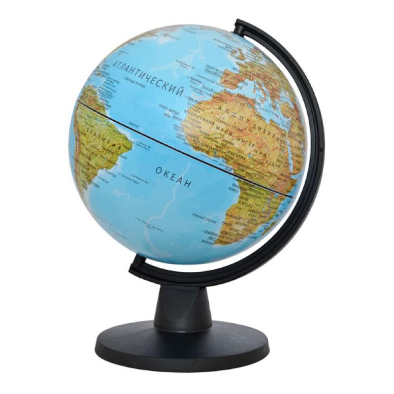 Глобус MINI физический, диаметр 16 см от OLDI