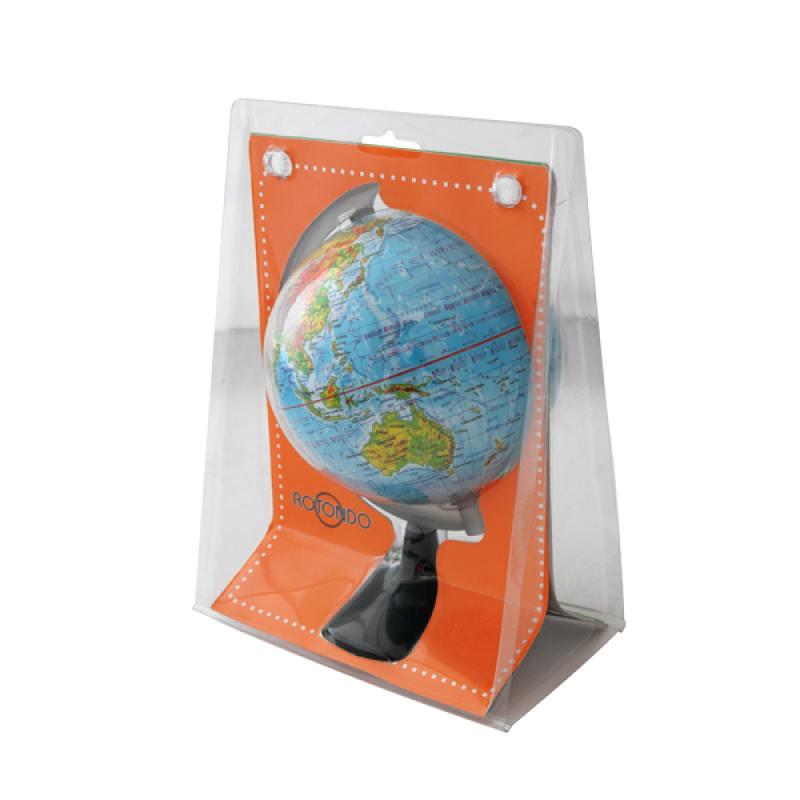 Глобус физический, 10.6 см, в блистерной упаковке от OLDI