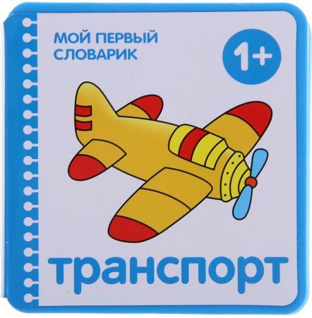 Развивающие книжки Мозаика-Синтез Мой первый словарик Транспорт