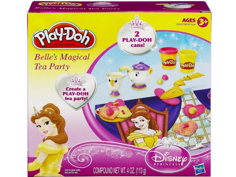 Игровой набор Play-Doh Замок Белль A7397