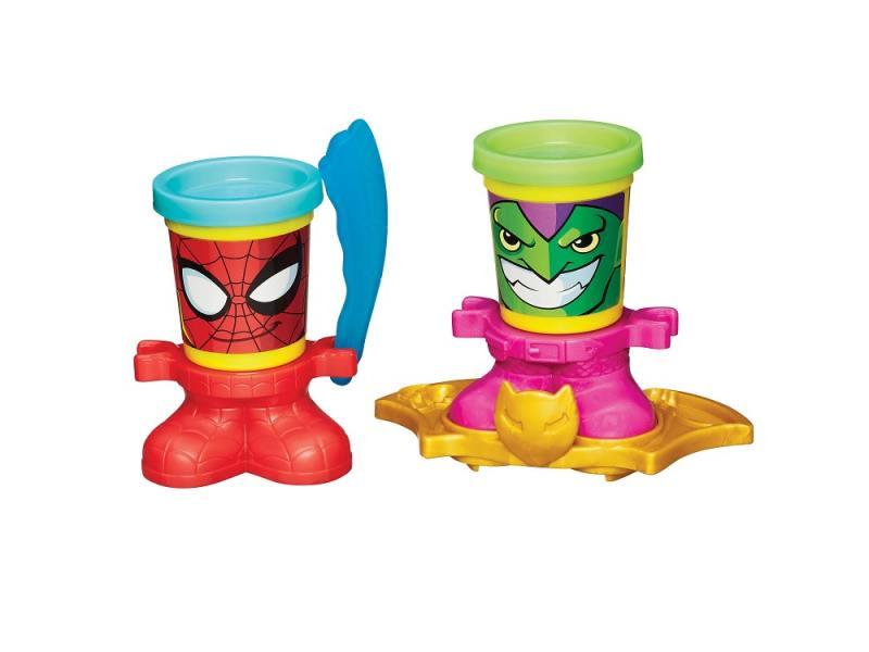 Набор фигурок Hasbro Марвел Человек-Паук и Зеленый Гоблин 9 см B0744