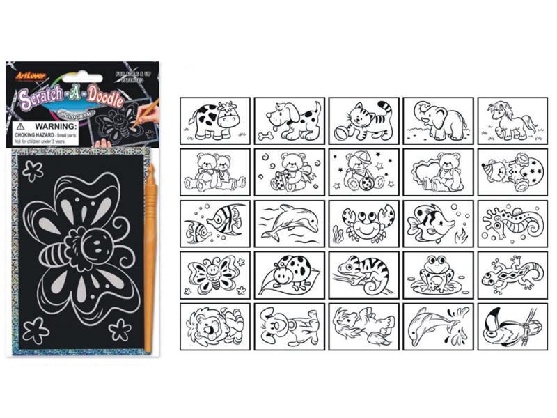 Набор для творчества Winx Голографические царапки от 6 лет унисекс SC325P наборы для творчества smoby набор для творчества winx