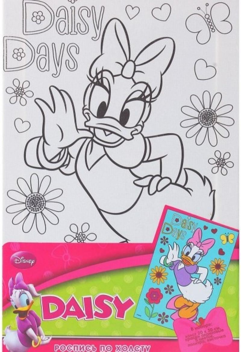 Набор для росписи по холсту Disney Дэйзи 26158
