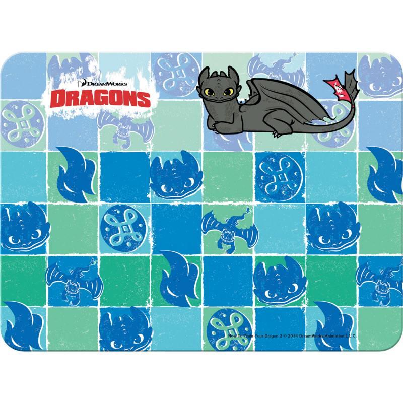 Настольное пластиковое покрытие для лепки ACTION! DRAGONS настольная подкладка для лепки action dragons 43 см х 32 см