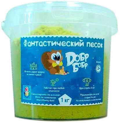 Песок 1 Toy Фантастический песок, Жёлтый 1 кг цена